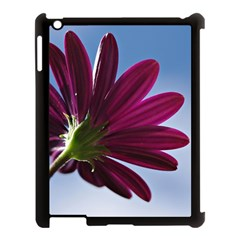 Daisy Apple Ipad 3/4 Case (black) by Siebenhuehner