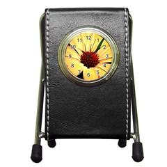 Osterspermum Stationery Holder Clock by Siebenhuehner