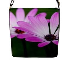 Osterspermum Flap Closure Messenger Bag (large) by Siebenhuehner