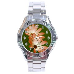 Osterspermum Stainless Steel Watch (men s) by Siebenhuehner