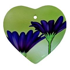 Osterspermum Heart Ornament by Siebenhuehner