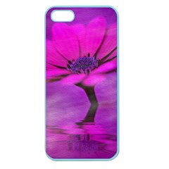 Osterspermum Apple Seamless Iphone 5 Case (color) by Siebenhuehner