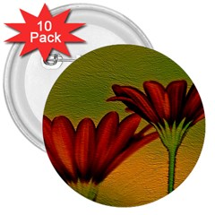 Osterspermum 3  Button (10 Pack) by Siebenhuehner