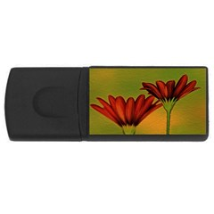 Osterspermum 4gb Usb Flash Drive (rectangle) by Siebenhuehner