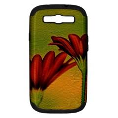Osterspermum Samsung Galaxy S Iii Hardshell Case (pc+silicone) by Siebenhuehner