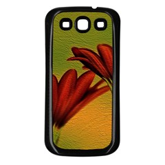 Osterspermum Samsung Galaxy S3 Back Case (black) by Siebenhuehner