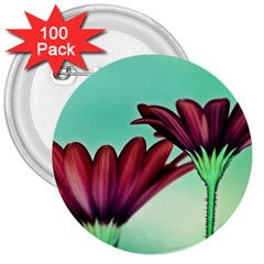 Osterspermum 3  Button (100 Pack) by Siebenhuehner