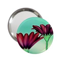 Osterspermum Handbag Mirror (2.25 )
