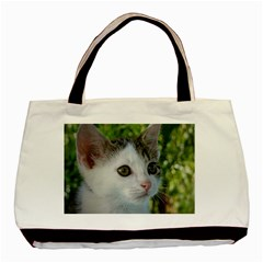 Young Cat Classic Tote Bag by Siebenhuehner