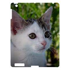 Young Cat Apple Ipad 3/4 Hardshell Case by Siebenhuehner