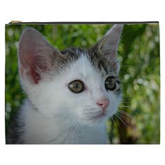 Young Cat Cosmetic Bag (xxxl)