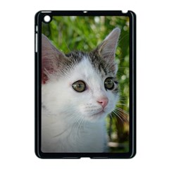 Young Cat Apple Ipad Mini Case (black) by Siebenhuehner