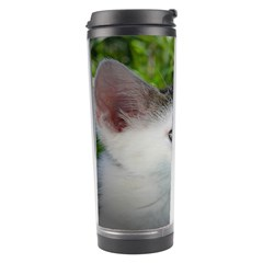 Young Cat Travel Tumbler by Siebenhuehner