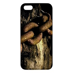 Chain Iphone 5 Premium Hardshell Case by Siebenhuehner