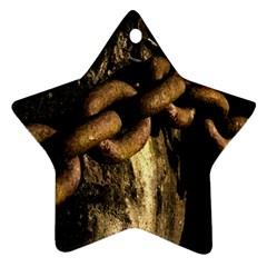 Chain Star Ornament by Siebenhuehner