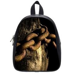 Chain School Bag (small) by Siebenhuehner
