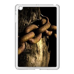 Chain Apple Ipad Mini Case (white) by Siebenhuehner