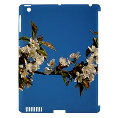 Cherry Blossom Apple Ipad 3/4 Hardshell Case (compatible With Smart Cover) by Siebenhuehner