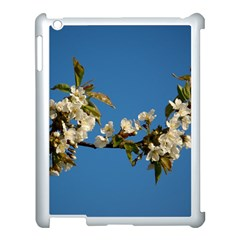 Cherry Blossom Apple Ipad 3/4 Case (white) by Siebenhuehner