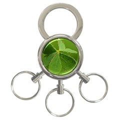 Drops 3 Ring Key Chain by Siebenhuehner