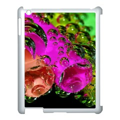 Tubules Apple Ipad 3/4 Case (white) by Siebenhuehner