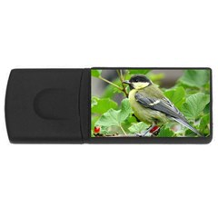 Songbird 2GB USB Flash Drive (Rectangle)