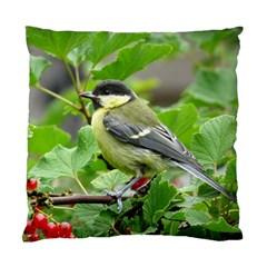 Songbird Cushion Case (two Sided)