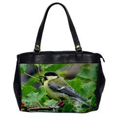 Songbird Oversize Office Handbag (one Side) by Siebenhuehner