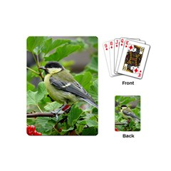 Songbird Playing Cards (mini)