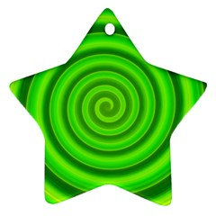 Modern Art Star Ornament (two Sides) by Siebenhuehner