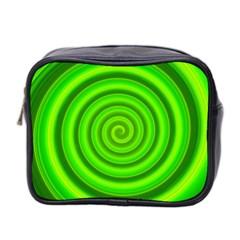 Modern Art Mini Travel Toiletry Bag (two Sides) by Siebenhuehner