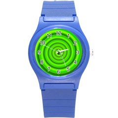Modern Art Plastic Sport Watch (small) by Siebenhuehner