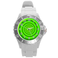 Modern Art Plastic Sport Watch (large) by Siebenhuehner