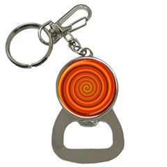 Modern Art Bottle Opener Key Chain by Siebenhuehner