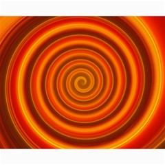 Modern Art Canvas 16  X 20  (unframed) by Siebenhuehner