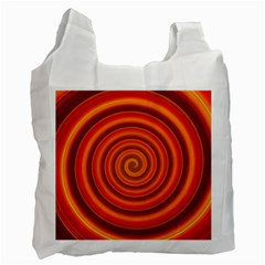 Modern Art Recycle Bag (two Sides) by Siebenhuehner