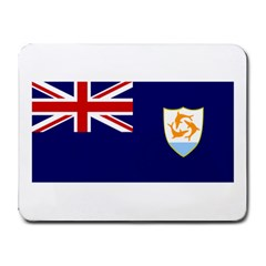 Flag_of_Anguilla Small Mousepad by caribbeanflag