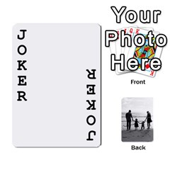 Family Cards By Jack Fleming   Playing Cards 54 Designs   Mhpw3l5lwr48   Www Artscow Com Front - Joker1
