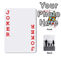 Family Cards By Jack Fleming   Playing Cards 54 Designs   Mhpw3l5lwr48   Www Artscow Com Front - Joker2