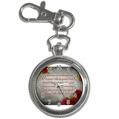 Maggie s Quote Key Chain & Watch by AuthorPScott