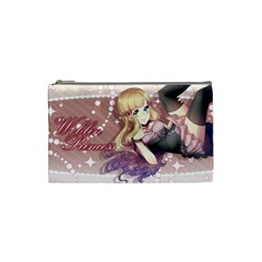 By Magicalsakura   Cosmetic Bag (small)   8t31tskbxvln   Www Artscow Com Front