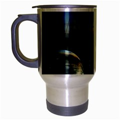 Magic Balls Travel Mug (silver Gray) by Siebenhuehner