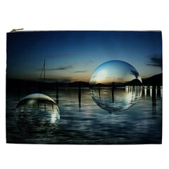 Magic Balls Cosmetic Bag (xxl) by Siebenhuehner