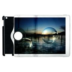 Magic Balls Apple Ipad 2 Flip 360 Case by Siebenhuehner