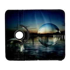 Magic Balls Samsung Galaxy S  Iii Flip 360 Case by Siebenhuehner
