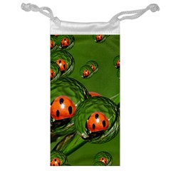 Ladybird Jewelry Bag