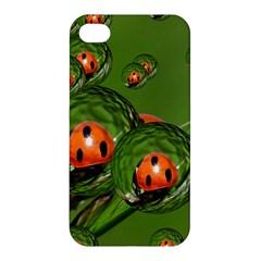 Ladybird Apple Iphone 4/4s Hardshell Case