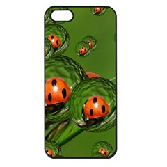 Ladybird Apple Iphone 5 Seamless Case (black)