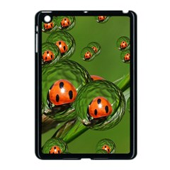 Ladybird Apple Ipad Mini Case (black) by Siebenhuehner