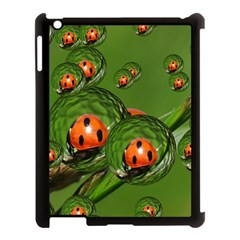 Ladybird Apple Ipad 3/4 Case (black)